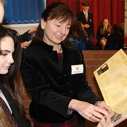 Chinese Education Pioneer Visits Haygrove
