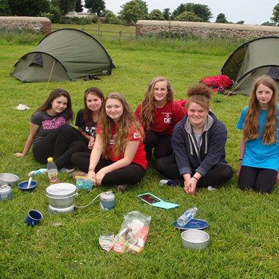 First timers enjoy DofE adventure