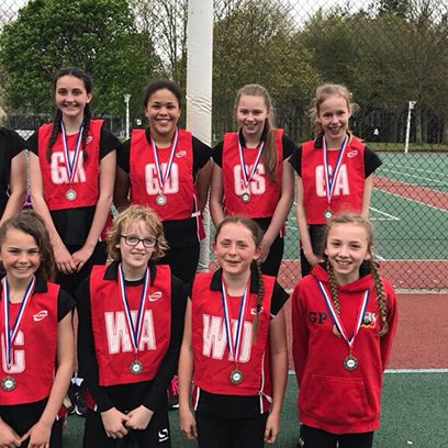 Somerset Netball Success