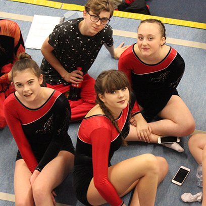 Trampolinists heading overseas for national finals!