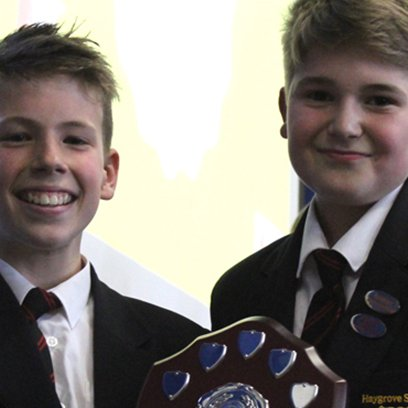 Year 8 Public Speaking Contest
