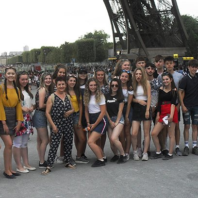 Un Super Voyage a Paris! - A Great Trip to Paris!