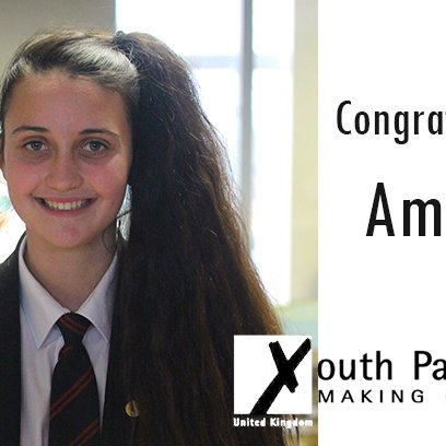 Year 9 Student Elected for UK Youth Parliament