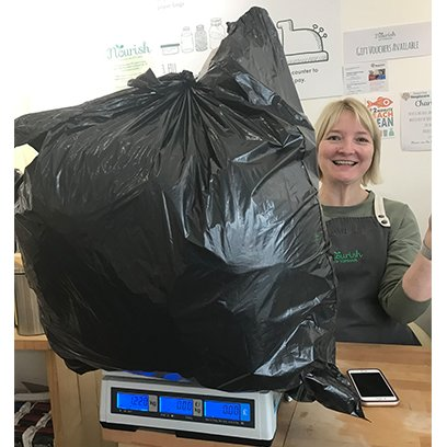 2kg of Crisp Packets Recycled