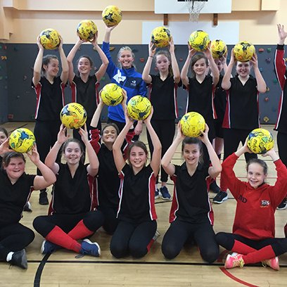Girls Enjoy Soccercise Session