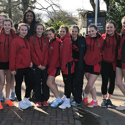 Girls Bring Home Medals from PGL Netball Weekend