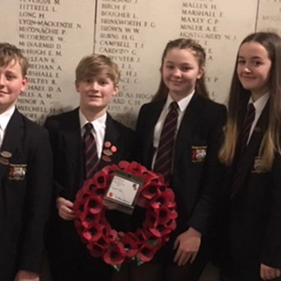 Local Veteran Remembered at Menin Gate