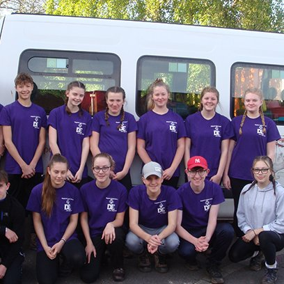 DofE Silver Expedition May 2019