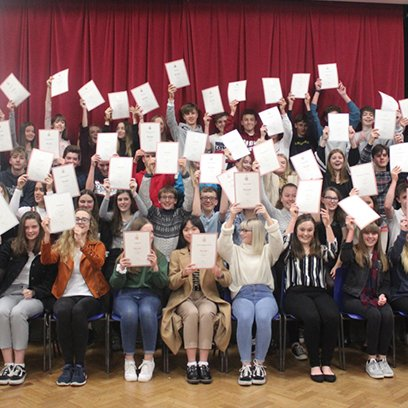 Duke of Edinburgh Presentation Evening 2019