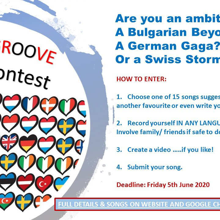 HAYGROOVE The Lockdown Song Contest